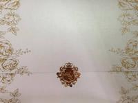 Lacres para convites de casamento